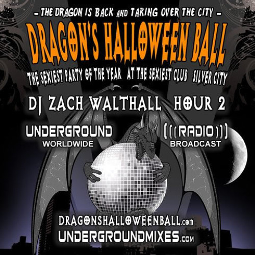 Zach Walthall - 2010 Dragons Halloween Ball (Hour2) 192Kbps