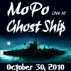 Motion Potion Live from Ghost Ship 2010
