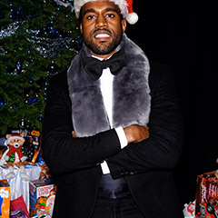 Kanye west-Xmas in harlem ft camron vado jimJones CyhiDaPryne  pushaT  bigsean  teyanaTaylor musiqSo