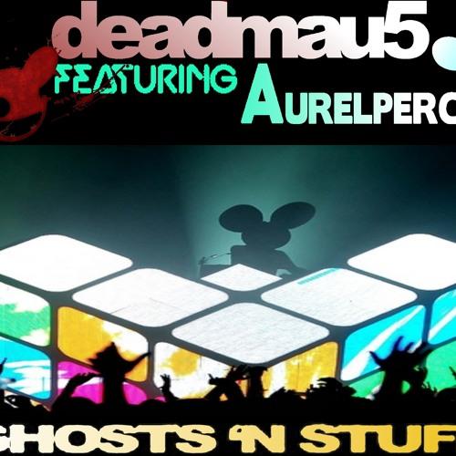 """""""Ghosts N Stuff"""" Deadmau5  [Live Percussions Edit by Aurelpercu]"""