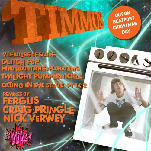 TIMMUS - Glitch pop