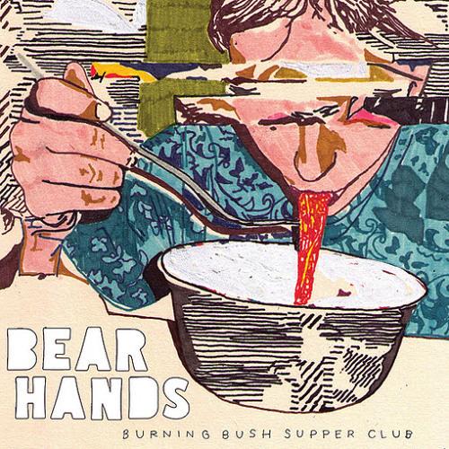 """Bear Hands """"Crime Pays"""" (Cereal Spiller Remix)"""