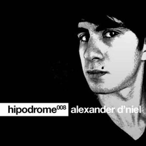 Hipodrome Podcast 008 - Alexander D'niel