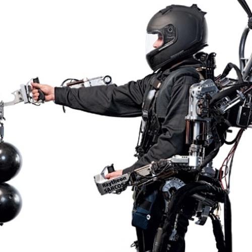 Bong - Robotic Exoskeleton WIP