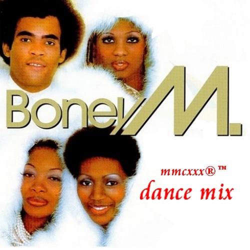 Boney M ~ Christmas / New Year mmcxxx®™ Mix 121 BPM