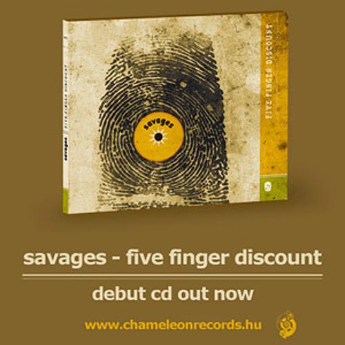 Savages - Happy Gallopers (Jazz Remix Ft. Mr Bird)