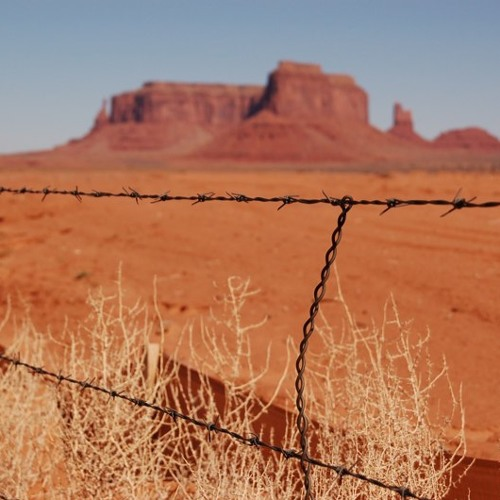 Uncle_Mc - Through the Navajo Reserve