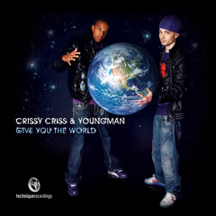 Crissy Criss & Youngman - Give You The World -  Drum & Bass Mini Mix