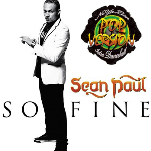 Sean Paul - So Fine (Pop Version)