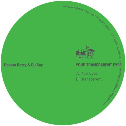 DONATO DOZZY & DJ SAY - YOUR EYES