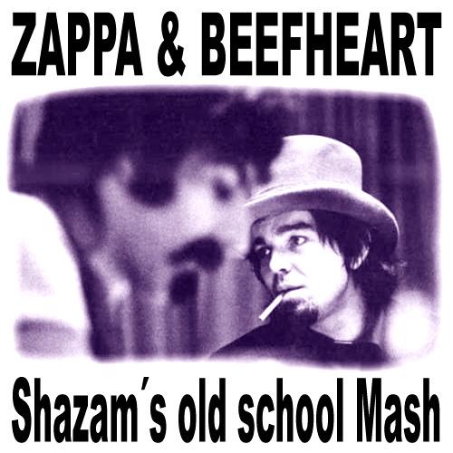 Zappa & Beefheart - Banana Legs En Regalia