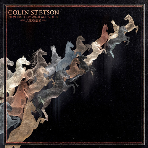 COLIN STETSON - Judges