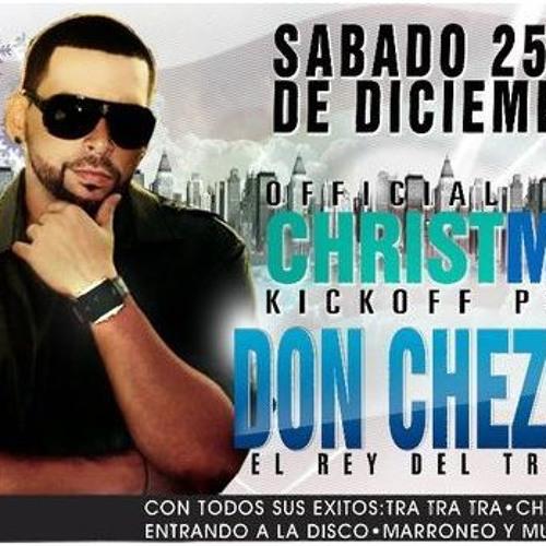 """""""DON CHEZINA"""" EL REY DEL TRA EN CONCIERTO @ """"GREENE ST CLUB"""" SABADO 25"""