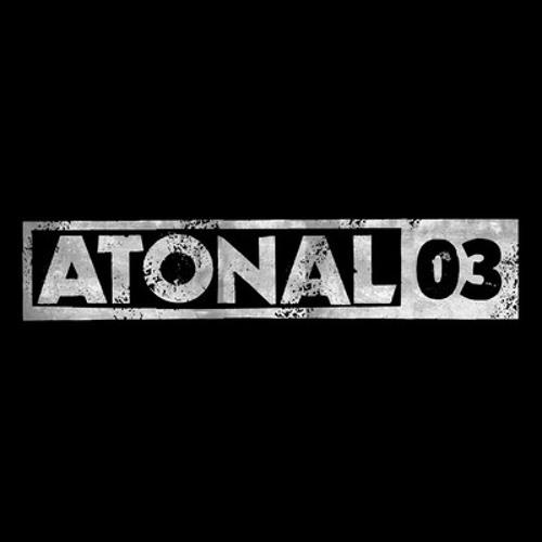 Antrax & Staffan Sladik - Luxury Weekends / atonal rec. 03