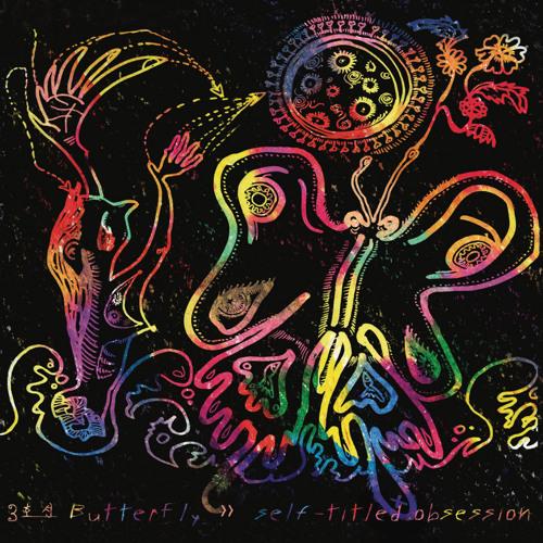 3rd Line Butterfly '꿈꾸는 나비 Dreamin' Butterfly'
