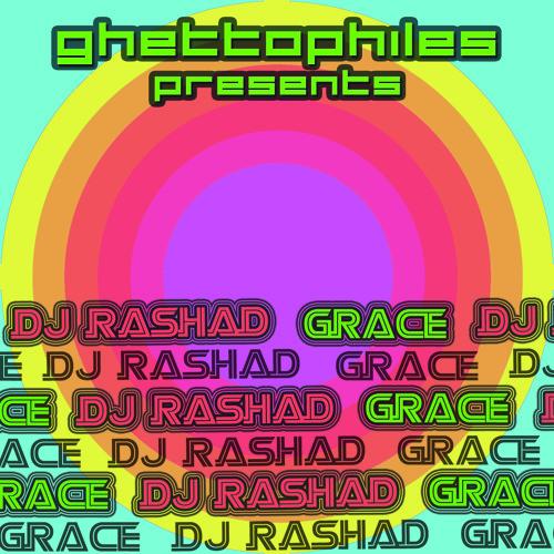 DJ Rashad - Grace