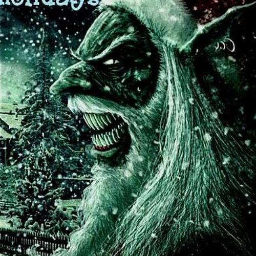 Black Alien Christmas
