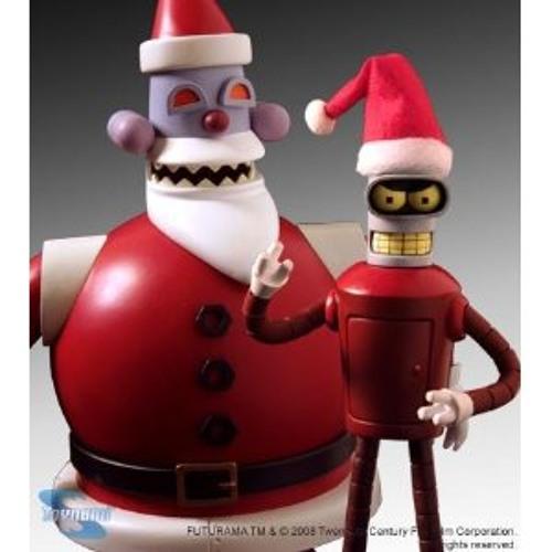 Christmas robo songs