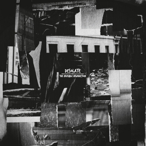 Fauxpas LP001 - Desolate - The Invisible Insurrection