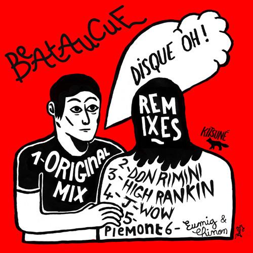BeatauCue - Disque Oh! EP