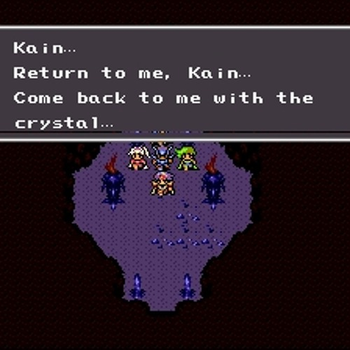 The Dark Rocks! (Final Fantasy III)