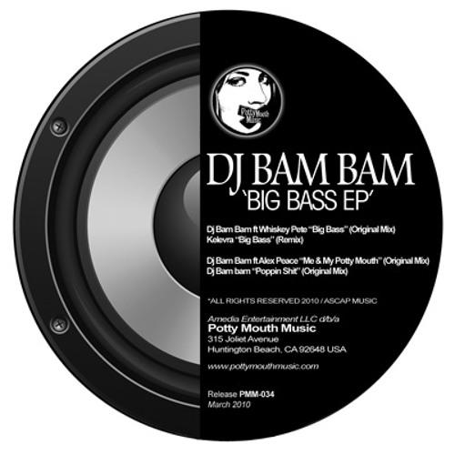 DJ Bam Bam - 'Poppin Shit' (Original Mix) - LO-FI Teaser Clip