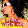 VButterfly La Mariposa-My Music Takes Me There (Mike da Wizard original Tribal Mix)