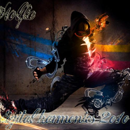 Wolfie - Digital harmonics DJ Mix 138BPM