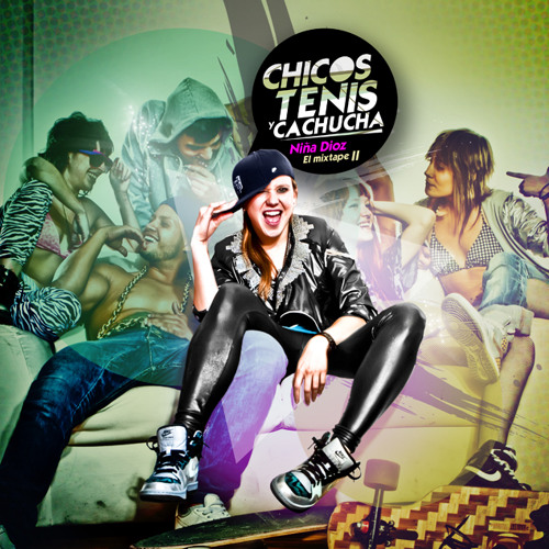 Niña Dioz- Criminal Sound (El Hijo De La Cumbia Remix)