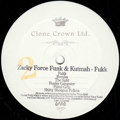 CCrown02 - Zacky Force Funk & Kutmah - Funky Gangster