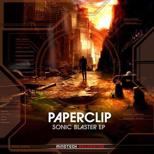 Paperclip - Sonic Blaster