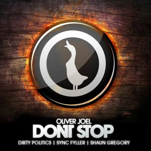 QR009 Oliver Joel - Dont Stop (Dirty Politics Remix)