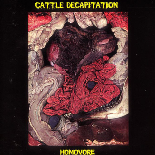 """CATTLE DECAPITATION """"Diarrhea of the Mouth"""""""