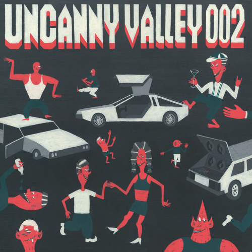 Jacob Korn & Kelli Hand - Dance Away   UV