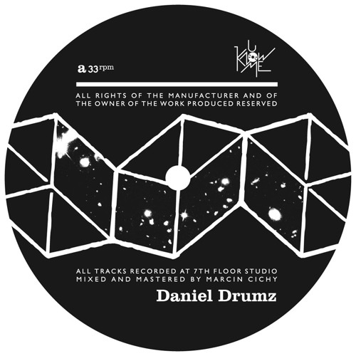 Daniel Drumz - Lay Low On The Treble [UKM 003]