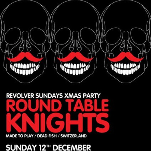 Suckmusic & Thickasthieves Exclusive - Round Table Knights @ Revolver Upstairs, Melbourne - 12-12-2010