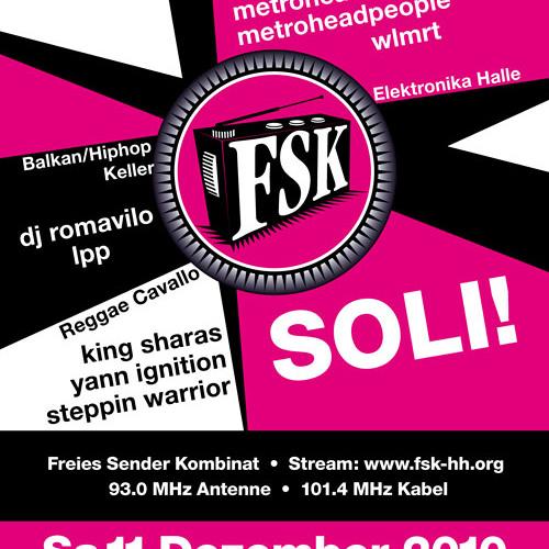 Classless Kulla & Istari Lasterfahrer live @ FSK-Soli Flora Hamburg 2010-11-12