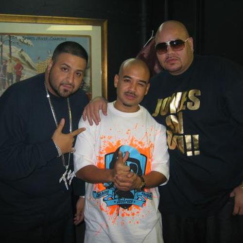 BIG PUN,FATJOE,CUBAN LINX,P-DOE,& TONY TOUCH FREESTYLE ON DJ KHALED SHOW YEARS AGO!!