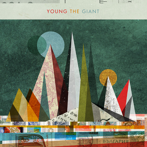 "Young The Giant, Self-Titled - ""God Made Man"""