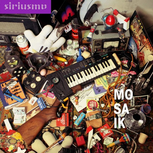 "Siriusmo ""Sirimande"" taken from the upcoming debut album ""Mosaik"""