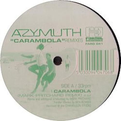 Carambola - Azymuth (Mark Pritchard Remix) Farout recordings 2000