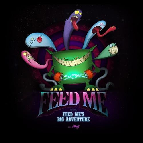 Feed Me - Grand Theft Ecstasy (Original Mix)