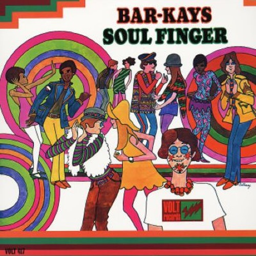 The Barkays - Soul Finger (Leroy Davis Remix)