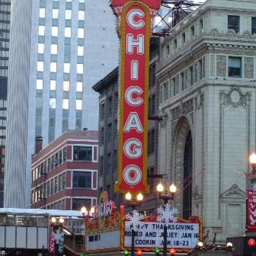 Chicago i love you