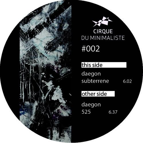 002 Daegon - Subterrene
