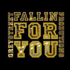 Fallin For You. DAZE N LUKID. feat SAHRAI