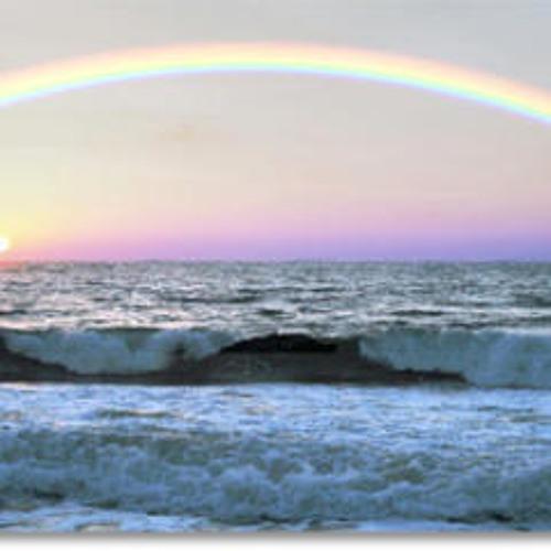 Rainbow in tears