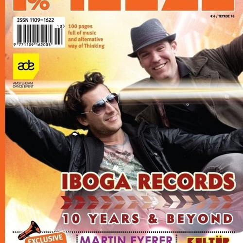DJ pr0fane (Iboga Records) - Freeze Magazine Mix