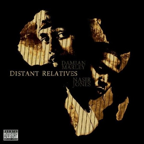 Patience - Distant Relatives (Nas & Damian Marley) RebelClef Remix