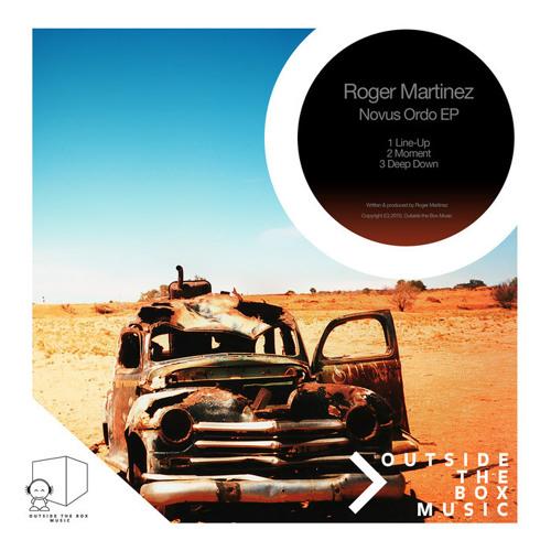 Roger Martinez - Moment (Jerome Ferry Interpretation)
